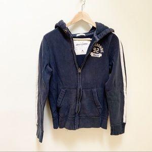 Abercrombie kids navy blue sweatshirt XL